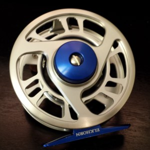 Z Blue and Silver Reel