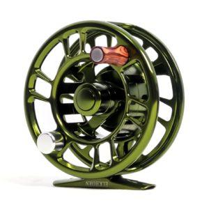 Green Z-2 Reel