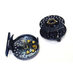 ELKHORN ECP SERIES FLY REEL- spool open