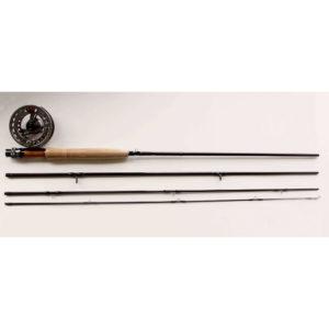 Elkhorn's Namaqua Fly Rod & Reel Combo