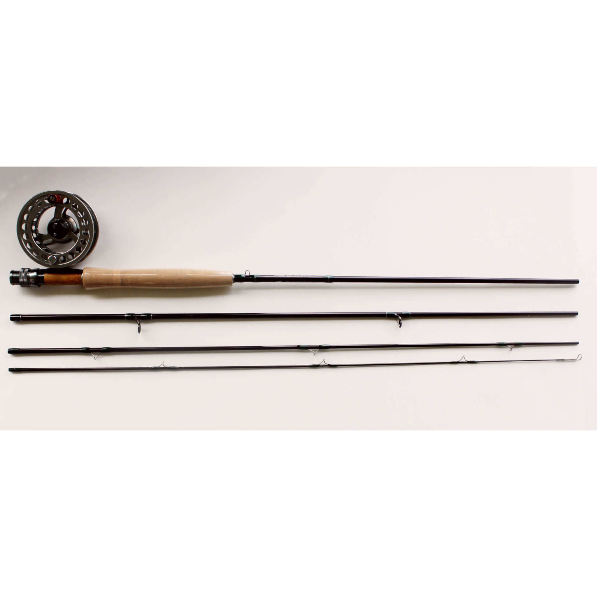 Namaqua fly rod reel combo elkhorn fly rod reel for Trout fishing rod and reel
