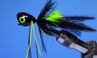 Bass Popper - Black